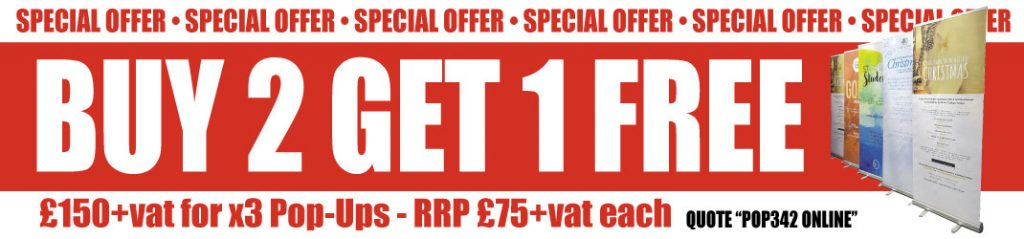 AP SIgns and Print Special Offer